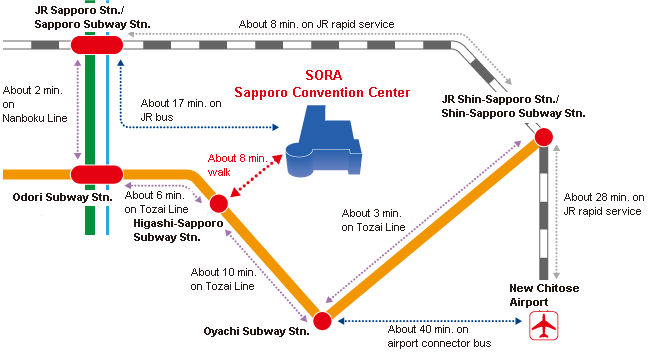 Sapporo Convention Center map.png
